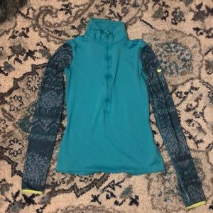Nike Dryfit Quarterzip